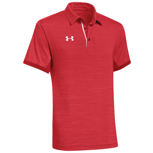 Under Armour Team Elevated Polo - Mens