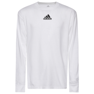 adidas Team Amplifier Long Sleeve T-Shirt - Boys' Grade School