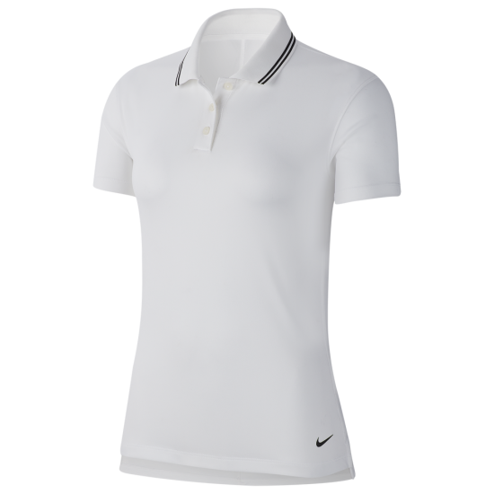 Nike Dry Victory Solid Golf Polo - Womens