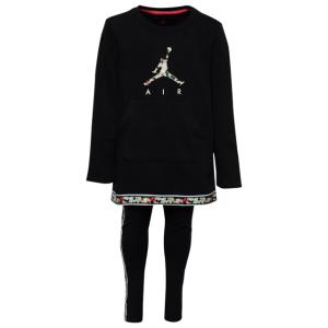 Jordan Glitch Tunic and Leggings Set - Girls' Toddler