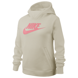 Nike Essentials Pullover Hoodie - Girls' Grade School