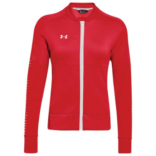Under Armour Team Qualifier Hybrid Warm-Up Jacket - Women's