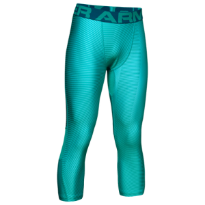 Under Armour Armour Heatgear 3/4 Printed Leggings - Boys' Grade School