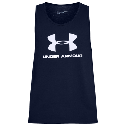 언더아머 Under Armour Sportstyle Logo Tank - Mens
