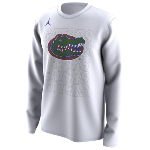 Jordan College Bench Legend L/S T-Shirt - Men's