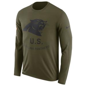 Nike NFL Salute To Service Legend L/S T-Shirt - Men's