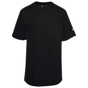 adidas 3-Stipes Logo S/S T-Shirt - Boys' Grade School