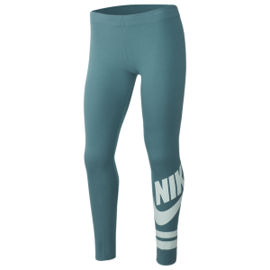 Nike Favorite Graphic Leggings - Girls' Grade School