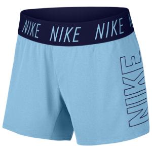 Nike Trophy Dry Training Shorts - Girls' Grade School
