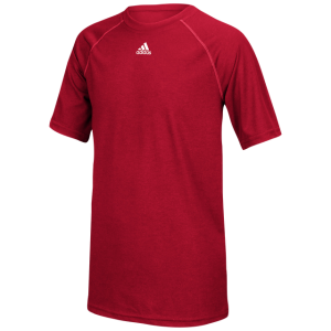 adidas Team Climalite S/S T-Shirt - Boys' Grade School