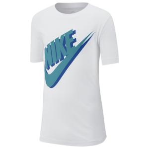 Nike NSW Large Futura T-Shirt - Boys' Grade School