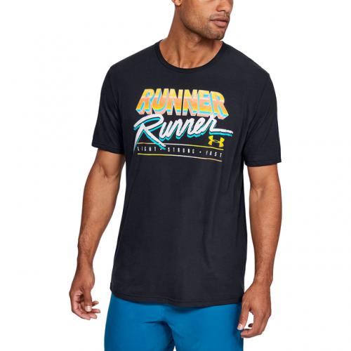 Under Armour Runner Runner S/S T-Shirt - Men's