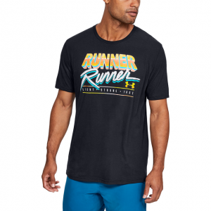 Under Armour Runner Runner S/S T-Shirt - Men's