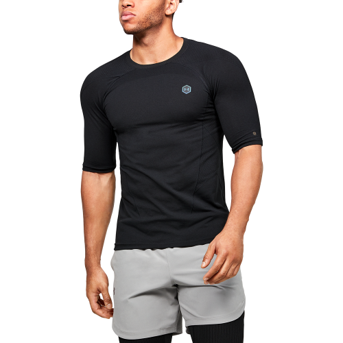 Under Armour Rush HG Seamless Compression T-Shirt - Mens