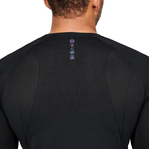 언더아머 Under Armour Rush HG Seamless Compression T-Shirt - Mens