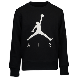 Jordan Jumpman Fleece Crew - Boys' Grade School