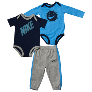 Nike DNA 2 Creeper Pants Set - Boys' Infant