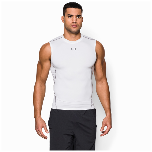 Under Armour HeatGear Armour Compression S/L Shirt - Mens
