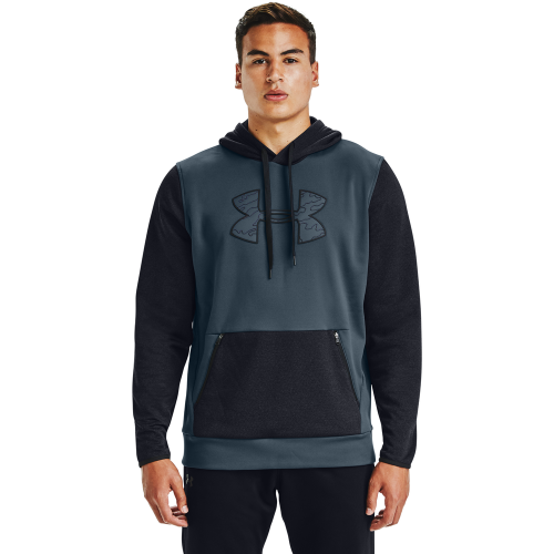Under Armour Armour Fleece Plus Pullover Hoodie - Mens
