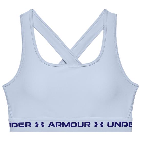 Under Armour Mid Crossback Bra - Womens