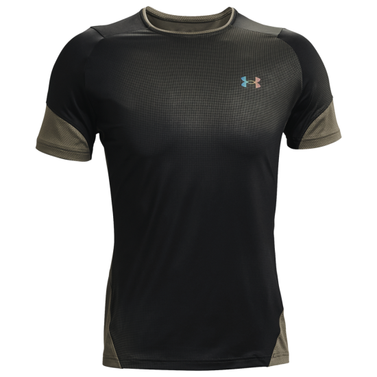 Under Armour Rush Heat Gear 2.0 Printed Top - Mens