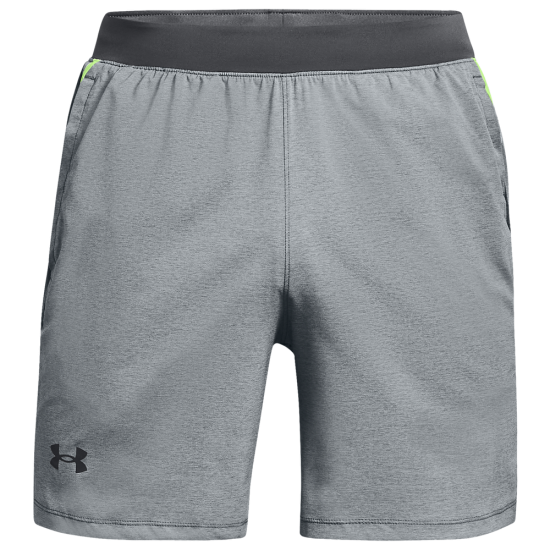 Under Armour 7 Launch Stretch Woven Run Shorts - Mens