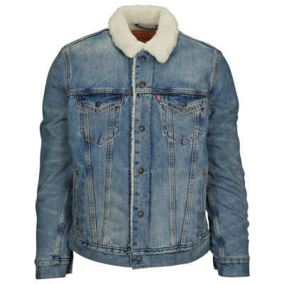 Levi's Sherpa Trucker Jacket - Men's