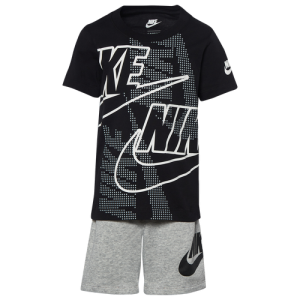 Nike Futura S/S T-Shirt & Shorts Set - Boys' Toddler