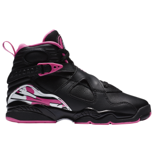 Jordan Retro 8 - Girls Grade School
