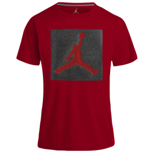 Jordan AJ Emboss Speckle T-Shirt - Boys' Preschool