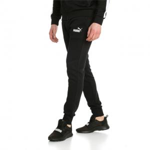 PUMA Essentials Logo Fleece Pants - Men's