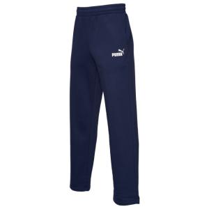PUMA Essentials Open Hem Fleece Pants - Men's