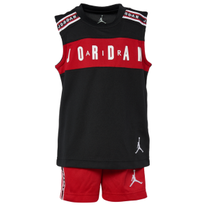 Jordan Taped Muscle Short Set - Boys' Preschool