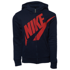 Nike Futura Fleece Full-Zip Hoodie - Boys' Preschool