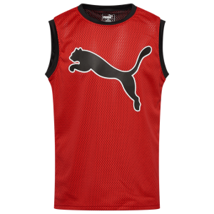 PUMA Big Cat Muscle Tank - Boys' Grade School