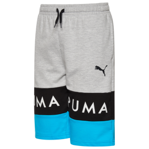 PUMA Colorblocked Shorts - Boys' Grade School