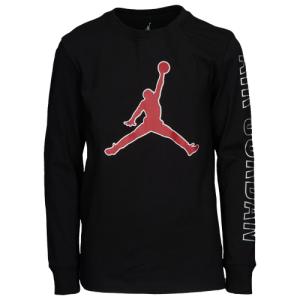 Jordan Jumpman Break Free Long Sleeve T-Shirt - Boys' Grade School