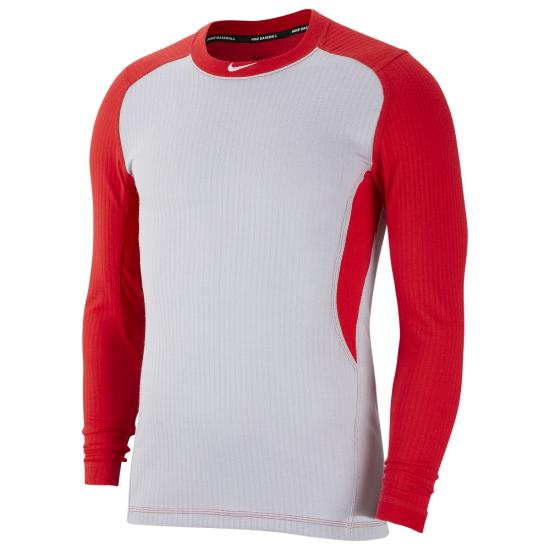 Nike Long Sleeve Game Top - Mens