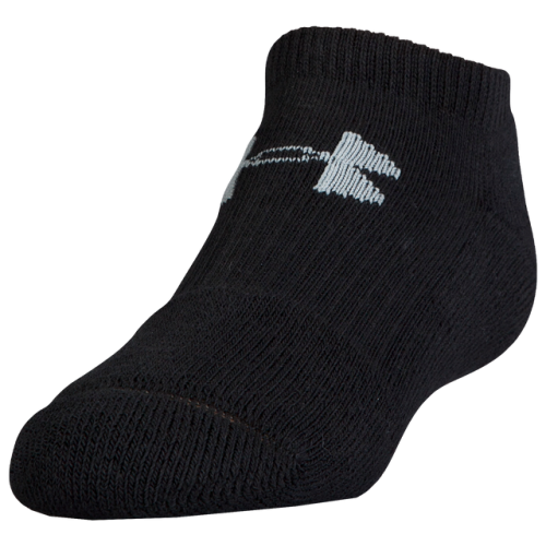 Under Armour Charged Cotton 6 Pack 2.0 No Show Socks - Youth
