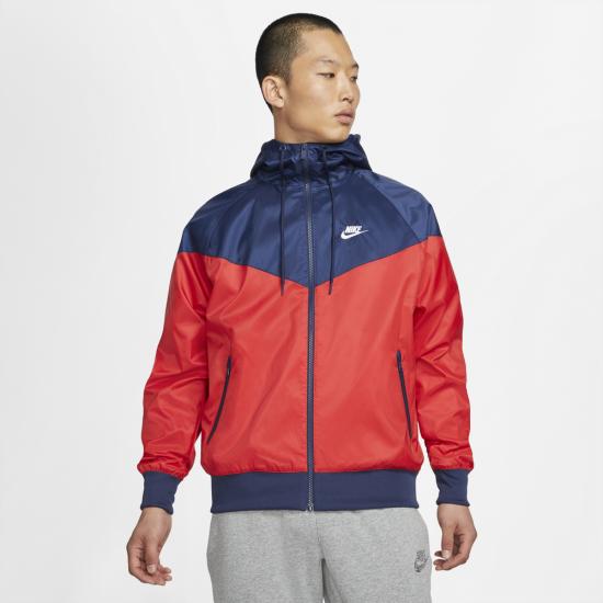 Nike Woven Windrunner Hooded Jacket - Mens