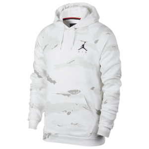 Jordan Jumpman Air Fleece Camo Hoodie - Men's