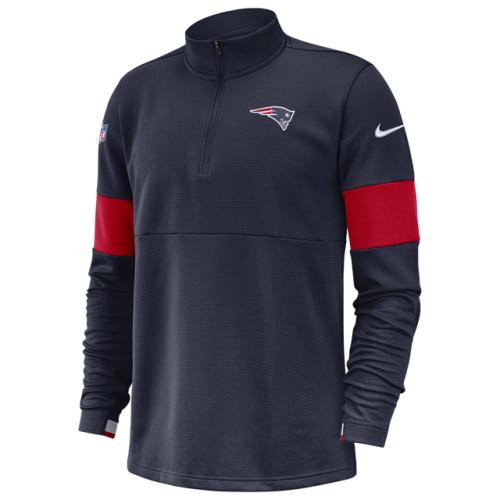 나이키 Nike NFL Therma 1/2 Zip Pullover Jacket - Men's