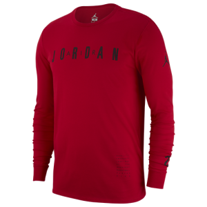 Jordan Basketball Long Sleeve T-Shirt - Men's