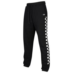 Vans Checker Fleece Pants - Men's