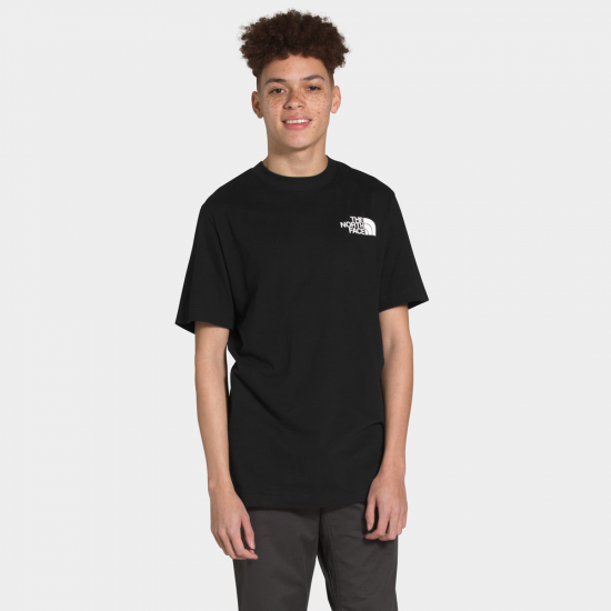 The North Face Holiday Red Box T-Shirt - Mens