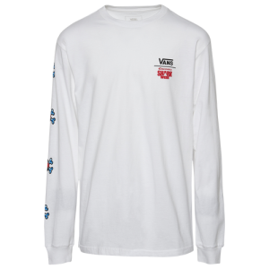 Vans Shark Week Long Sleeve T-Shirt - Boys' Grade School