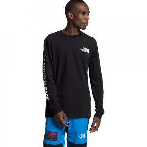 The North Face Sleeve Hit Long Sleeve T-Shirt - Mens