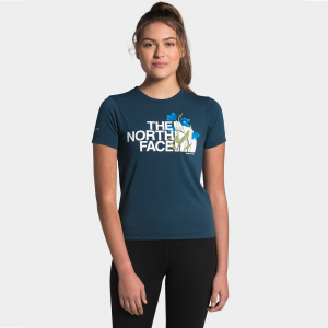The North Face Short Sleeve Himalayan Bottle Source T-Shirt - Womens
