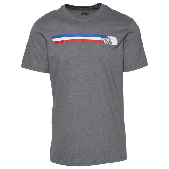 The North Face USA Box T-Shirt - Mens