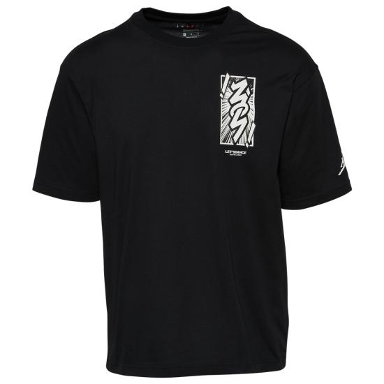 Jordan Zion Dri-Fit T-Shirt - Mens